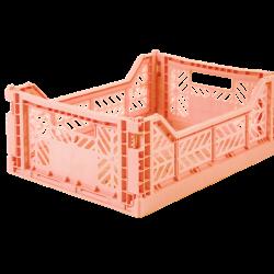 Aykasa Folding Crate - Salmon
