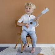 Little Dutch New Wooden Guitar -Blue
