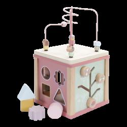 Little Dutch Activity Cube - Flowers